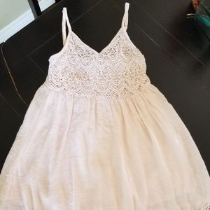 Poetry Lace Dress